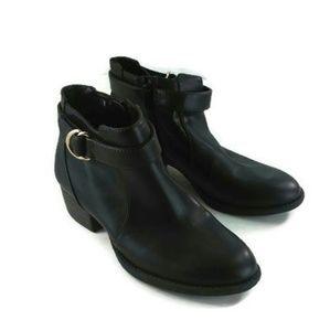 Dr. Scholls Juniper Boot Women's, Black Size 7.5 M